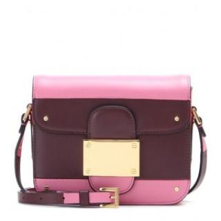 Valentino Rivet Mini leather shoulder bag