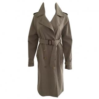 Paul Smith Mainline Trench Coat women's size 40