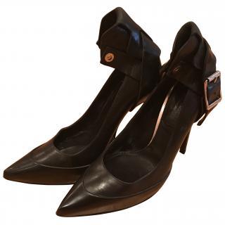 Classic Burberry heels