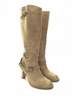 Belstaff Trialmaster 1955 Long Leather Boots