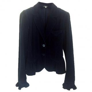 Essentiel Antwerp navy blue suit jacket
