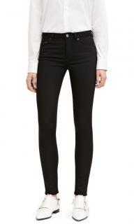 Acne Studios Skin 5 Black Jeans