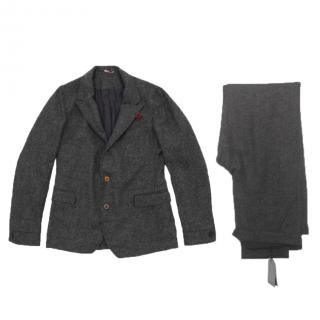 Oliver Spencer Portland suit, wool, L, BNWT, made in England
