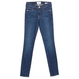 Frame Blue 'Le Skinny De Jeanne' Jeans