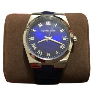 Michael Michae kors leather watch