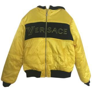 Young Versace jacket