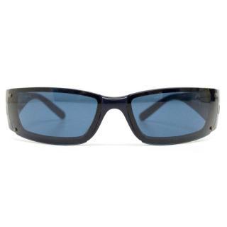 Prada 'SPS 06E' Dark Blue Sunglasses
