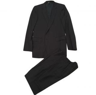 Dior black suit