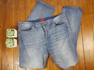 A.P.C. x Kanye West Men's Washed Indigo Jeans Waist 36R