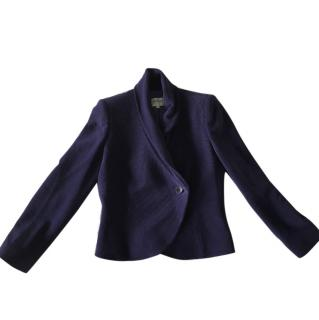 Armani collezioni purple jacket