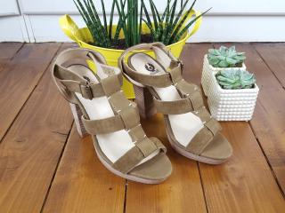 Belstaff Heeled Sandals Brown