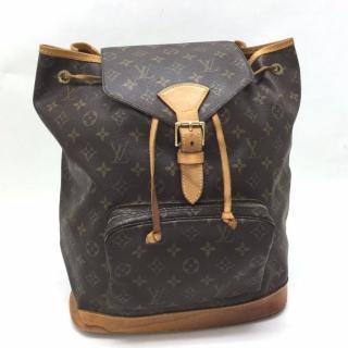 Louis Vuitton Monogram Montsouris GM Backpack