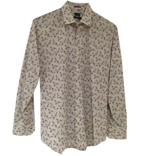 Paul Smith Flower Print Shirt