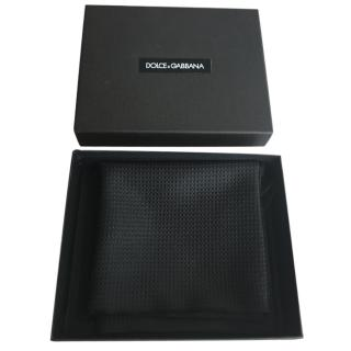 NEW Dolce & Gabbana Men's Silk Pocket Square