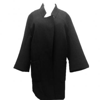 Theysksens Theory Neoprene Black  Coat