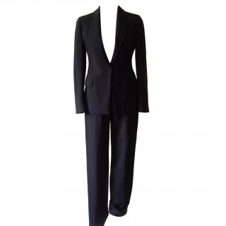 Narciso Rodriguez Black Women Two Piece Suite