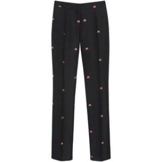 Mulberry Lucky Leaf Evening Trousers