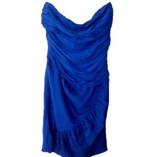 Catharine Malandrino beautiful silk dress S
