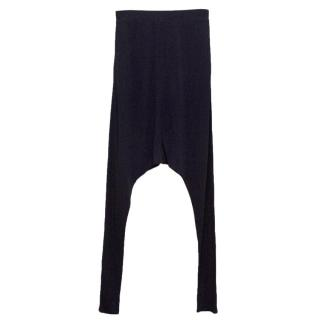 Osman Navy Harem Trousers