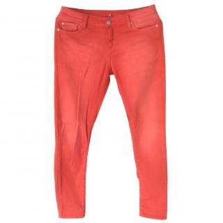 IRO Jarod Skinny Ankle Jeans in Rogue