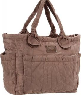 Marc by Marc Jacobs Beige Nylon Travel Bag