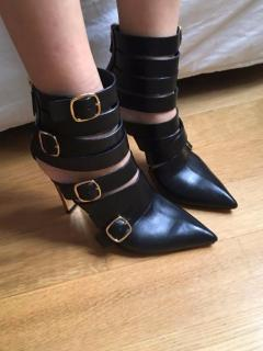 CASADEI Strappy Ankle Boot