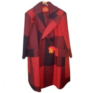 Vivienne Westwood Red Stripe Princess Coat