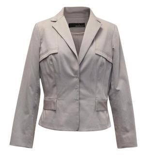 Amanda Wakeley Grey Jacket