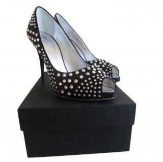 Giuseppe Zanotti Crystal Heels