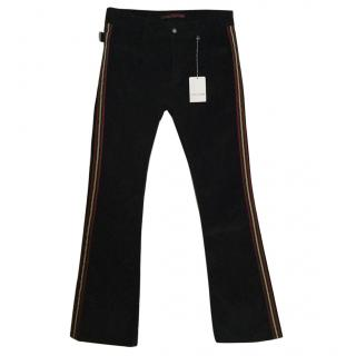 Zadig and Voltaire velvet trousers