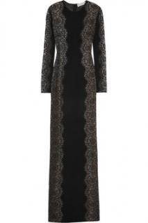 Stella McCartney lace Florence evening dress