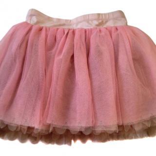 Monnalisa Bebe Girl's Pink Tutu Skirt age 3