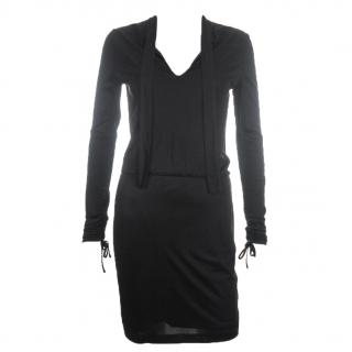 Halston Heritage Silk-Jersey Dress