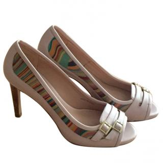 Paul Smith Signature Nude Heels