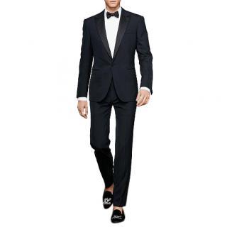 Ralph Lauren Black Label Anthony navy tuxedo suit