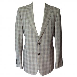Gucci Plaid Jacket