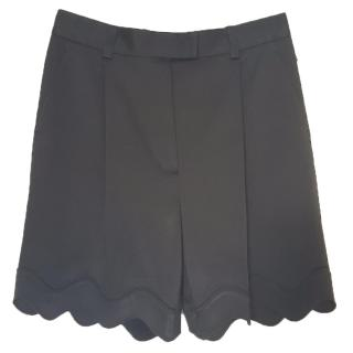 3.1 Phillip Lim black tailored shorts size 10