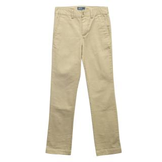 Polo By Ralph Lauren Brown Chinos
