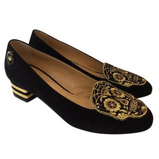 Charlotte Olympia day of the dead pumps