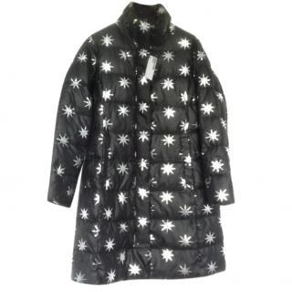 Moschino Star Padded Coat