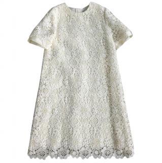 Dolce & Gabbana Girls Lace Dress NEW