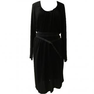 Gucci crepe dress