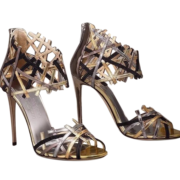 658860c7473 Jimmy Choo Limited Edition Vogue 100
