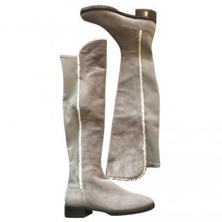 Stuart Weitzman Parka Boots