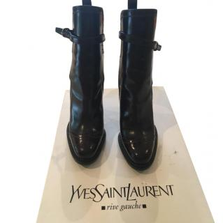 Yves Saint Laurent Chelsea Booties