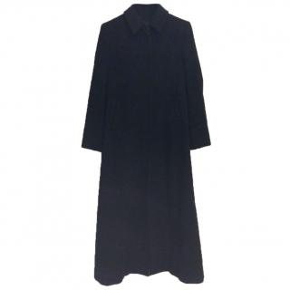 Max mara full length coat