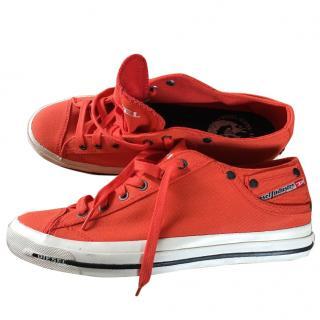 Diesel mens shoes