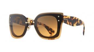 MIu Miu Square Butterfly Sunglasses
