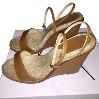 Paul Andrew Hampton espadrille wedges