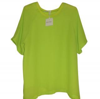 American Vintage Lime green top